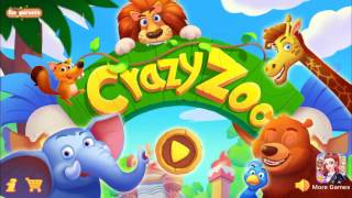 Crazy Zoo animal catoon for kids