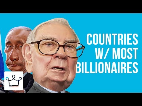 watch Top 10 Countries With The Highest Number Of Billionaires