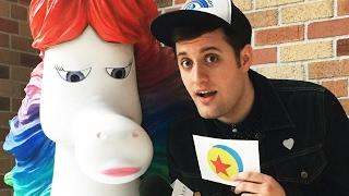 Pixar Animation Studios Tour with Nick Pitera | Disney LIVE