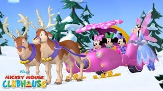 A Jingle Jangle Ride | Music Video | Mickey Mouse Clubhouse | Disney Junior