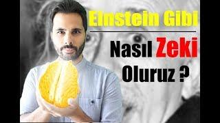 Einstein Gibi Zeki Olmak Mümkün mü ?  Einstein