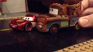Cars series 3 ep 16 the rust bucket race