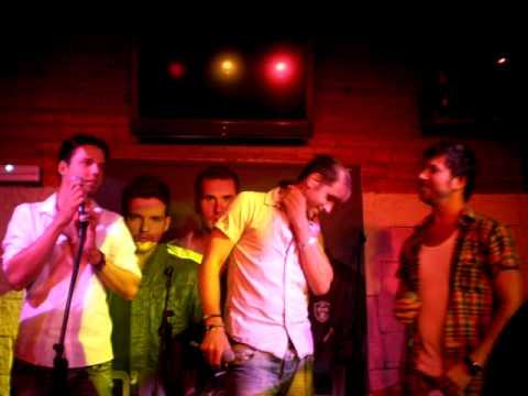 31.07.2010 Madrid D Nash Absurda maniquí