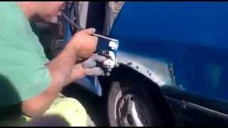 Can You Blow Automotive Paint? Painting Without A Paint Gun