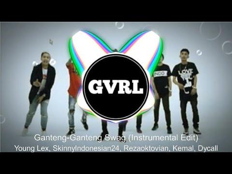 KARAOKE Young Lex - Ganteng Ganteng Swag GGS  INSTRUMENTAL EDIT