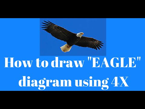 Xxx Mp4 How To Draw EAGLE Diagram Using 4X XXXX 3gp Sex