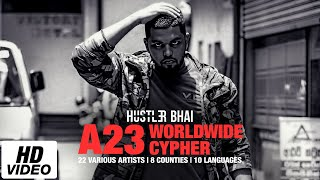 A23 Worldwide Cypher 2017 - Young Hustler Ft. Various Artists
