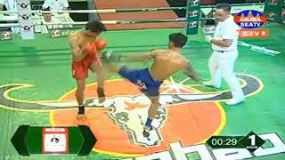 Khmer Boxing, ឃីម បូរ៉ា ️ប៉ះ ភេត ថាណា (ថៃ) , Khmer Boxing, SeaTv Boxing