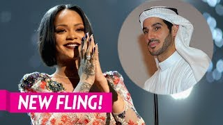 Rihanna and Hassan Jameel Have Been 'Hooking Up for a Few Months'