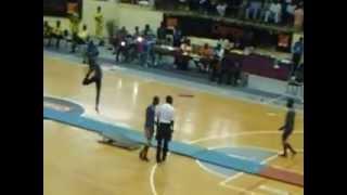 Vidéo Finale Coupe Arc en ciel:  Duc bat Jaraaf (53-39)