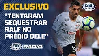 ADVOGADO DE RALF ABRE O JOGO NO FOX SPORTS RÁDIO