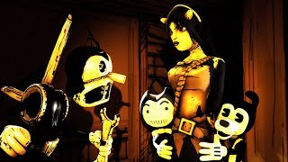 [SFM/BENDY] My Dear Baby Sitter Alice Angle Bendy And The Ink Machine Chapter 5 Animation