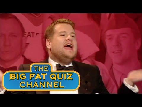 Xxx Mp4 The Best Of James Corden Big Fat Quiz 3gp Sex