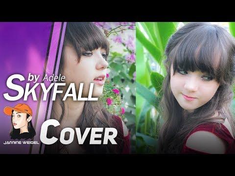 Xxx Mp4 Skyfall Adele Cover By 12 Y O Jannine Weigel 3gp Sex