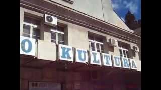 PODGORICA NEKAD-KINO KULTURA I CLUB TVRDJAVA- VIDEO -DAMIR - MUZIKA-ICO