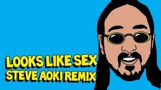 Looks Like Sex (Steve Aoki Remix) - Mike Posner AUDIO