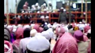 উজানী পীর সাব হজরত মাওলানা মোবারক করিম পির সাহেব হুজুর( রঃ) বয়ান