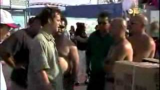 Kirk Cameron Talks with Gang Members