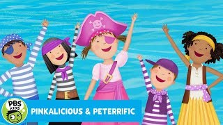 PINKALICIOUS & PETERRIFIC | Theme Song | PBS KIDS