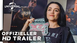 Fighting with my Family - Trailer deutsch/german HD
