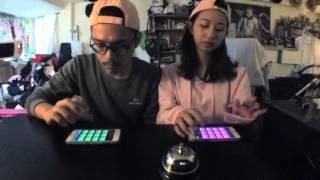 DrumPads24 - Tsunami cover (DJ Lilice & Kivi)