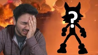 New Character In Sonic Forces Is.... OH GOD (Joke Video)