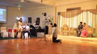 Rifat performing Tor Jonno (Arnob)