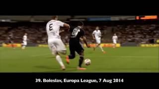Alexandre Lacazette • Tous ses buts avec Lyon #OL129
