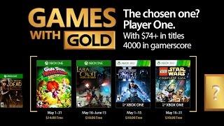 Juegos con Gold Xbox One y Xbox 360 | Mayo 2017