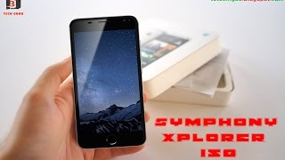 Symphony Xplorer i50 Android Phone Review,Specifications & Price