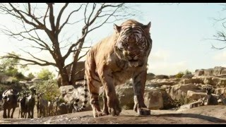 The Jungle Book - Meet Shere Khan Clip - Official Disney | HD