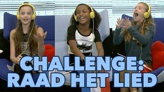 #46 CHALLENGE: RAAD HET LIED | JUNIORSONGFESTIVAL.NL