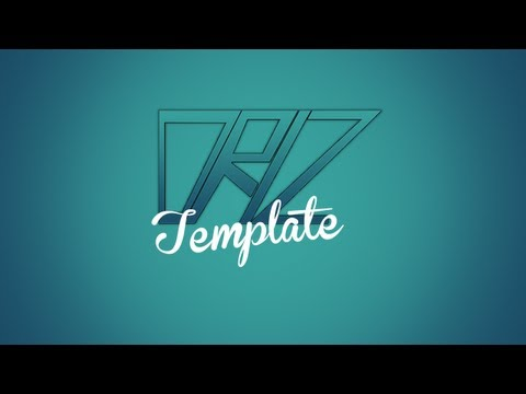 Youtube 2013 Layout Template (Donwnload link in desc!)