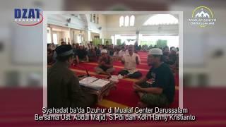 Penista Islam dan Nabi Muhammad  صلى ا لله عليه وسلم Prof.DR. Achmad Welson Masuk Islam