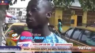 Top 3 crazy funny interview in Naija