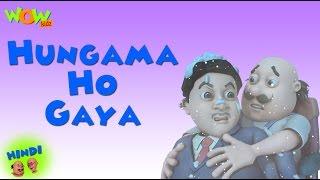 Hungama Ho Gaya - Motu Patlu in Hindi