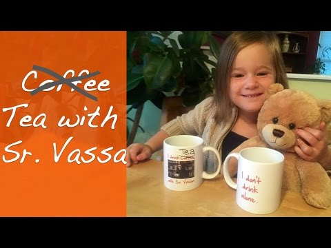 Coffee with Sr. Vassa Ep.38 (Maximus the Confessor)