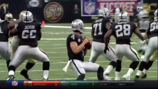 Amari Cooper 2016-17 Raiders Highlights