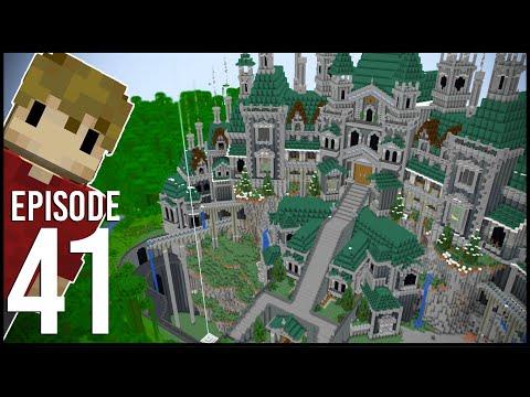Hermitcraft 7 Episode 41 BACK TO BASE
