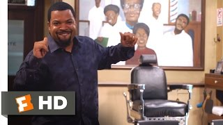 Barbershop: The Next Cut - Shout-Out Scene (7/10) | Movieclips