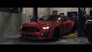Ford Mustang Lifestyle   Still Cold - Night Lovell