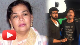 AIB KNOCKOUT CONTROVERSY | Farida Jalal Finds The Video Embarassing
