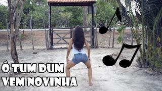 MC Magrinho e MC Romantico - Ó Tum dum Vem novinha