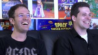 James and Mike Crack Ups
