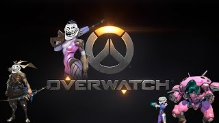 Overwatch: No Limits Funny Moments and Fails