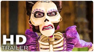 COCO Trailer 3 Extended (2017)