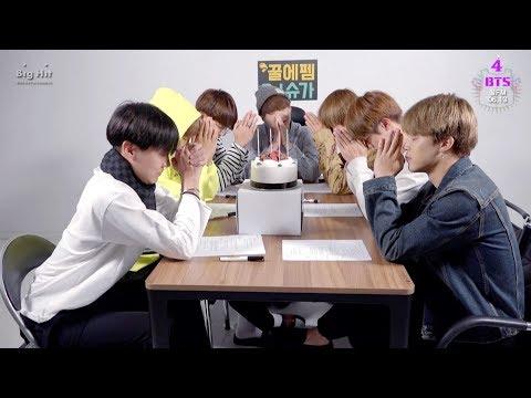 [FESTA 2017] BTS (방탄소년단) 꿀 FM 06.13 Happy BTS birthday!