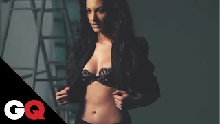 Amyra Dastur Has A Naughty, Naughty Mind | Exclusive Photoshoot & Interview | GQ India