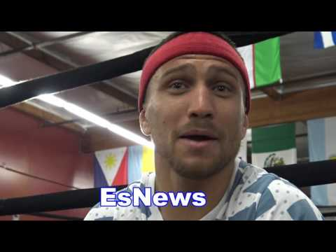Lomachenko Asked If Conor McGregor Is Scared Of Him EsNews Boxing