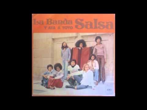 LA BANDA SALSA - BANANA LOCA latin porno funk groove